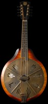 National Resophonic Mandolin played by Terry Lees